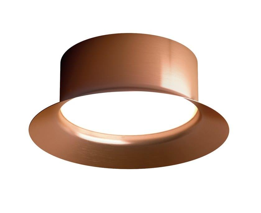 LED metal ceiling lamp MAINE   Ceiling/Wall Lamp by Estiluz