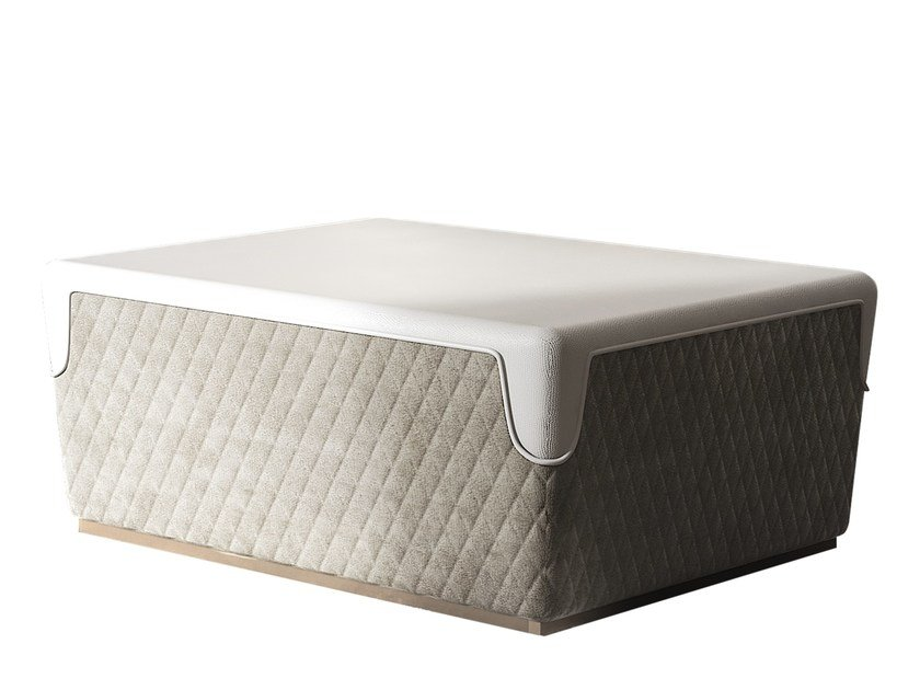 Square pouf bed MAJESTIC by Capital Collection