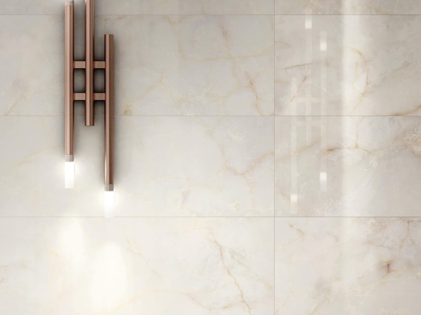 White-paste wall tiles with marble effect MAJESTIC | Wall tiles with marble effect by Valentino by Ceramiche Piemme