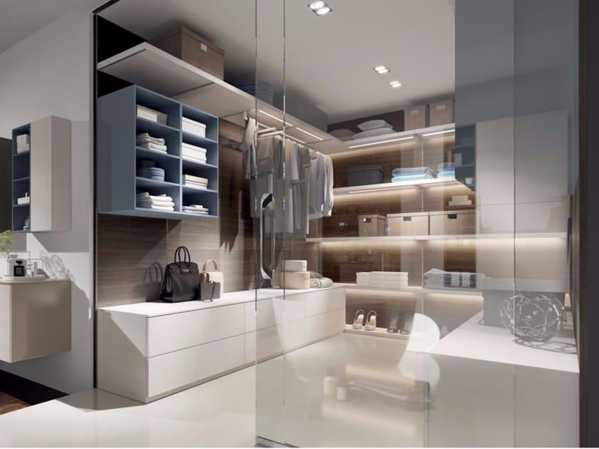 Cabina armadio componibile MAKE WARDROBE by LASA IDEA