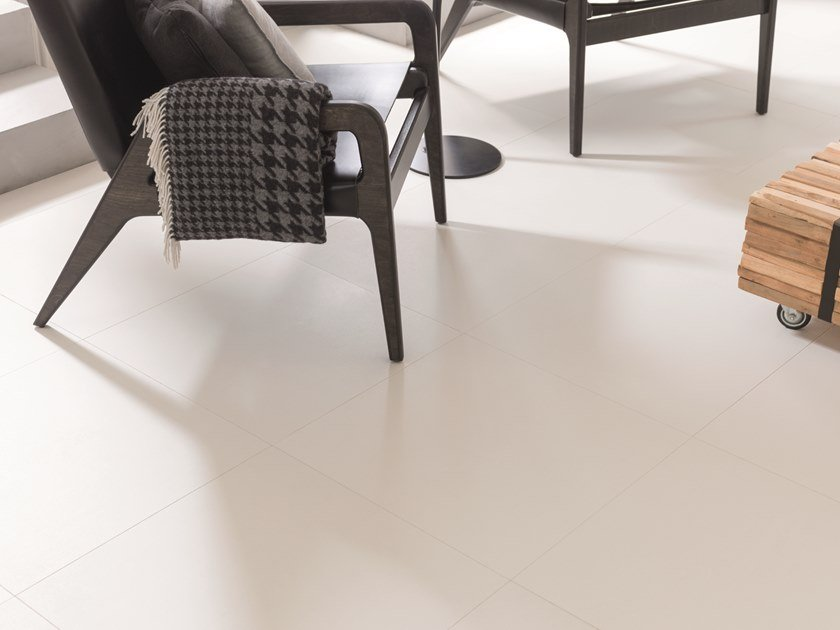 Porcelain stoneware wall/floor tiles MAKER ICE by URBATEK