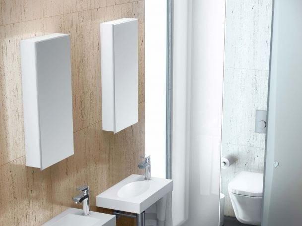 Mobile bagno con specchio MAKING MINI | Mobile bagno con specchio ...