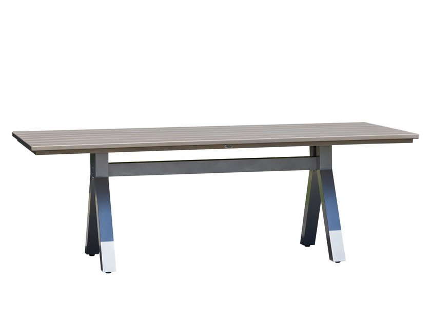 Rectangular table MALDIVES 23111 by SKYLINE design