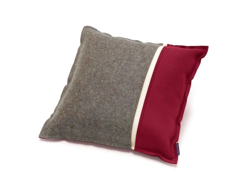 Felt pillow case MALI by HEY-SIGN