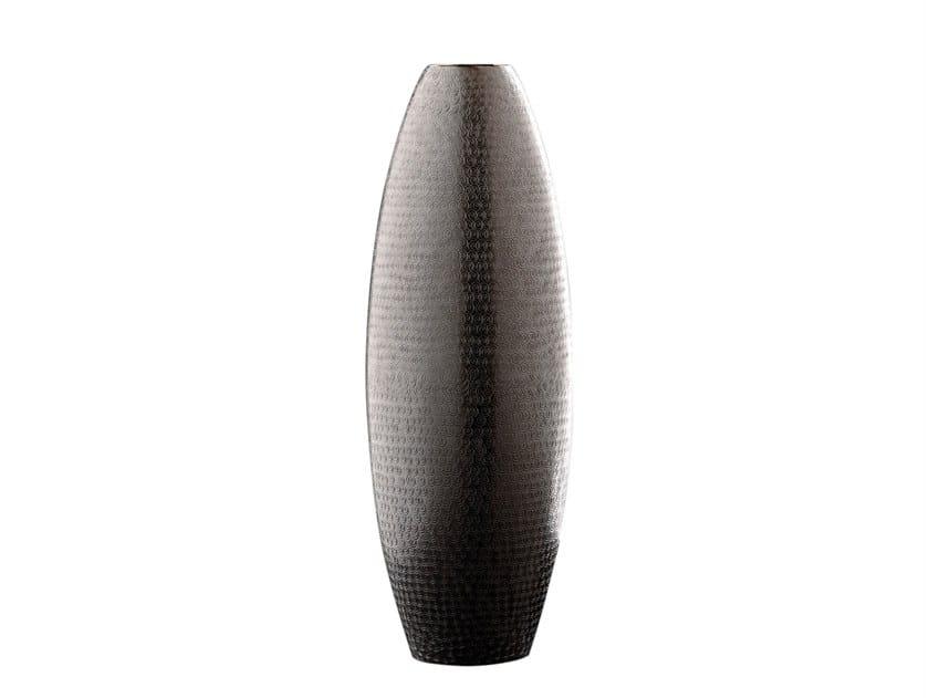 Silver vase MALINDI by ZANETTO