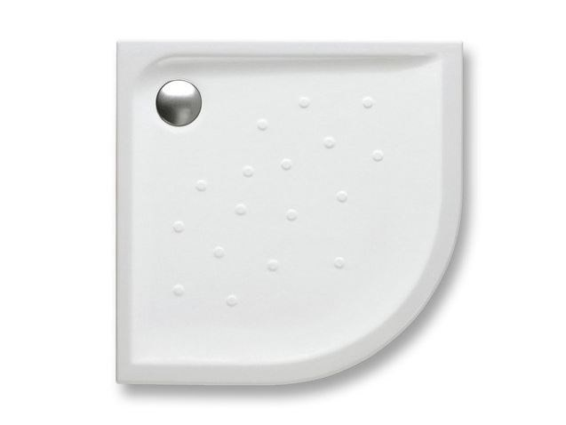 Anti-slip shower tray MALTA | Corner shower tray by ROCA SANITARIO