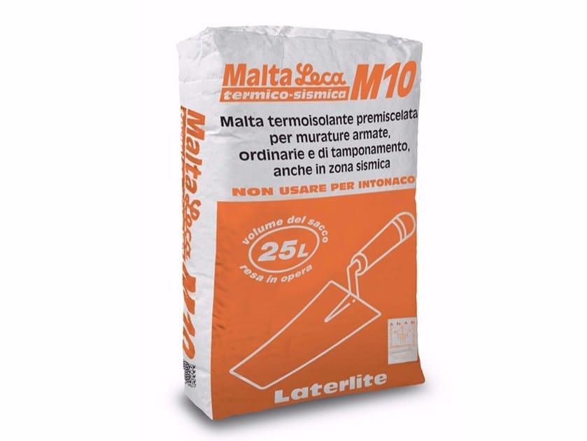 Malta termoisolante MALTA LECA M10 by Laterlite