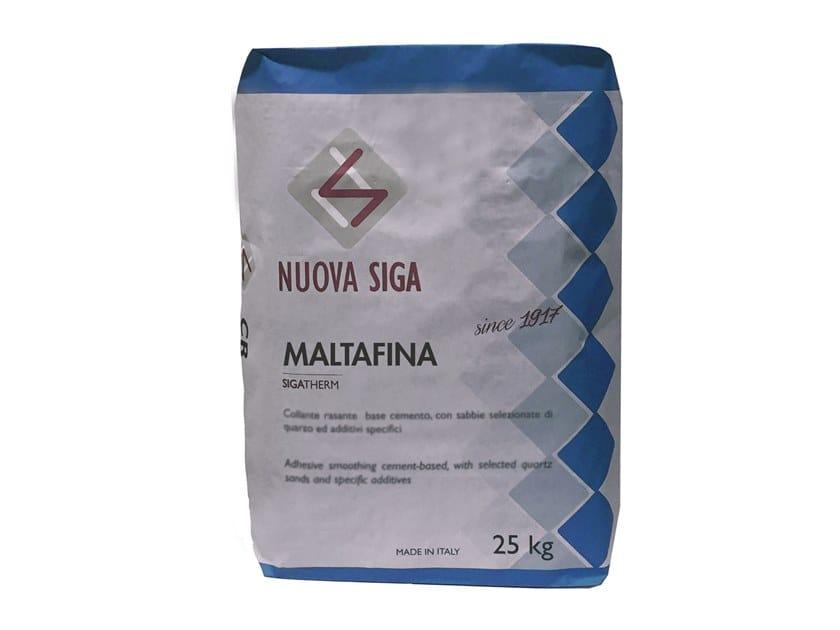 Mortar for masonry MALTAFINA by NUOVA SIGA