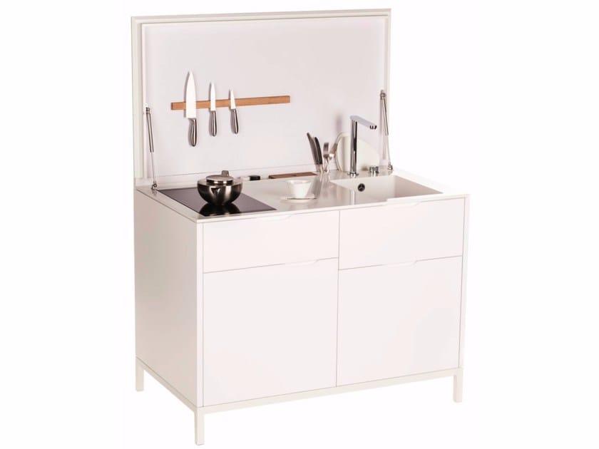 Mini Kitchen MAMINICUISINE® by HI-MACS
