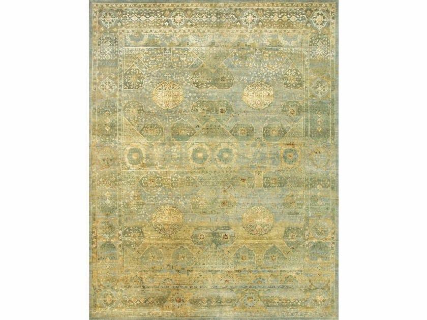 Rectangular rug MAMLUK NE-2364 Artichoke/Mineral by Jaipur Rugs