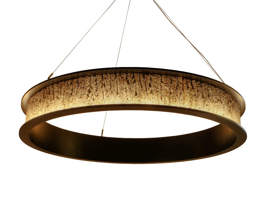 Rink light with bark MAMMUT by Freund GmbH