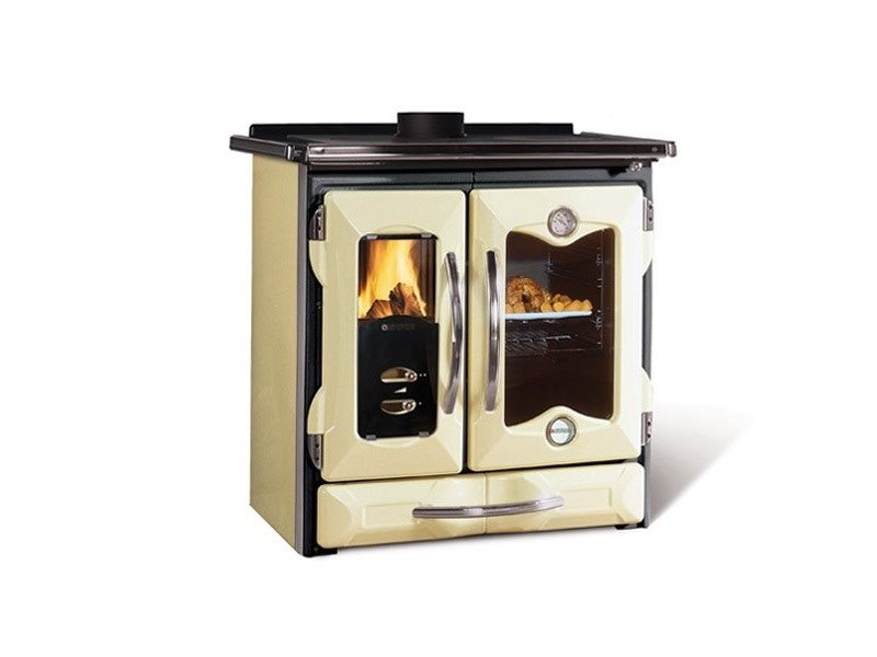 Cucina A Legna In Ghisa.Mamy By La Nordica Extraflame