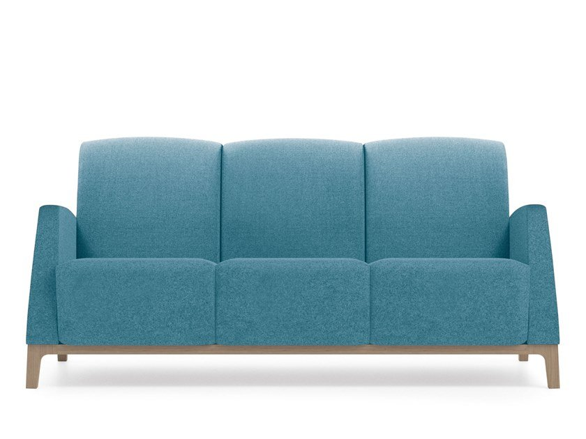 3 seater fabric sofa MAMY | HEALTH & CARE | 3 seater sofa by PIAVAL
