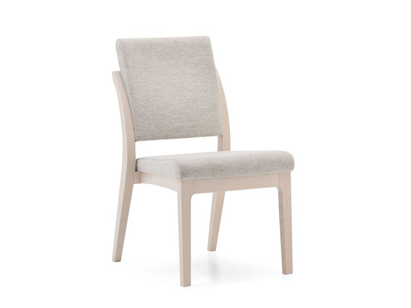 Stackable fabric chair MAMY | HEALTH & CARE | Chair by PIAVAL