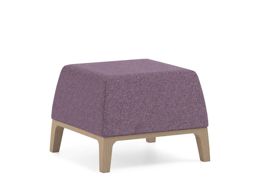 Fabric footstool MAMY | HEALTH & CARE | Footstool by PIAVAL