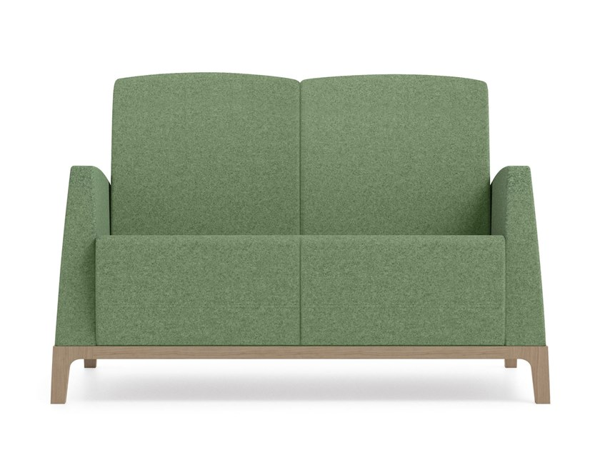 2 seater fabric sofa MAMY | HEALTH & CARE | Sofa by PIAVAL