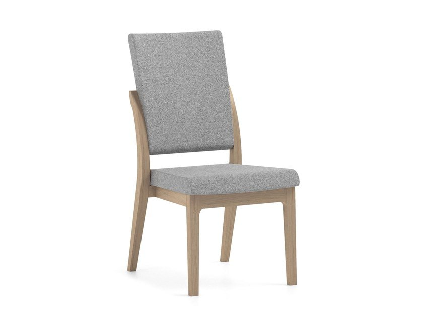 Stackable fabric chair MAMY | HEALTH & CARE | Stackable chair by PIAVAL