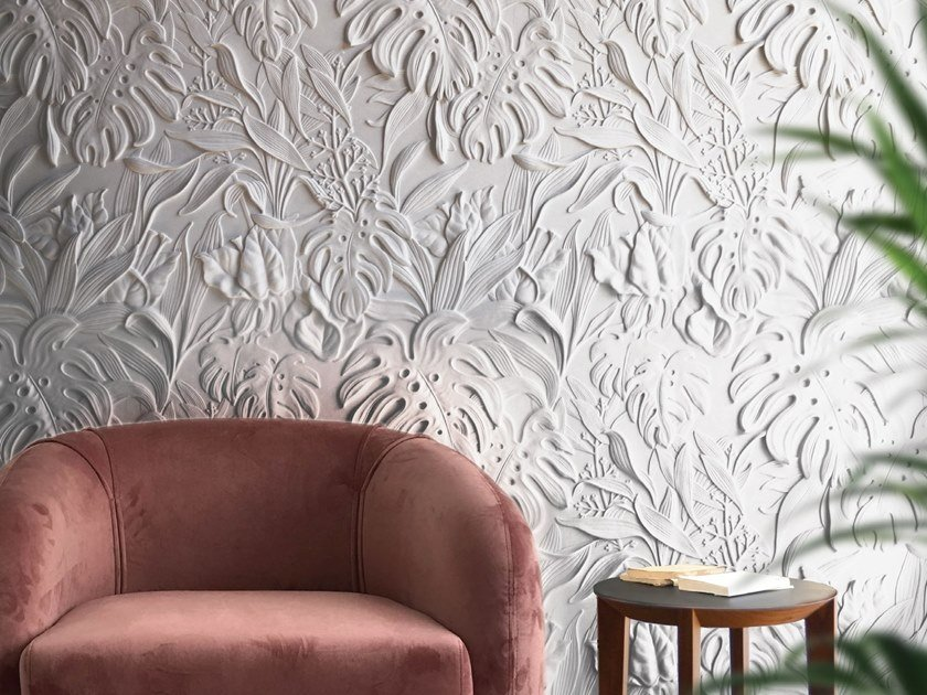 Indoor 3D Wall Panel MANAUS by 3D Surface