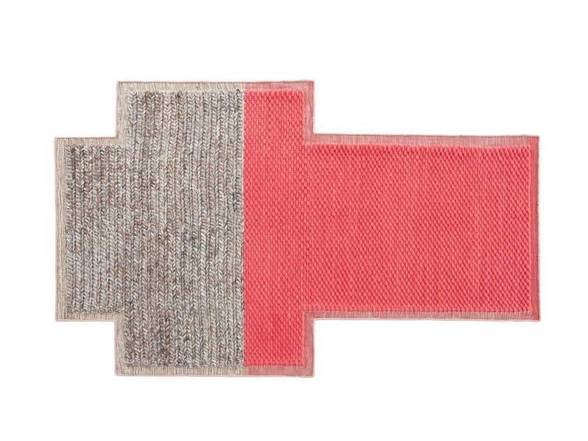 Wool rug MANGAS SPACES | Rug by GAN