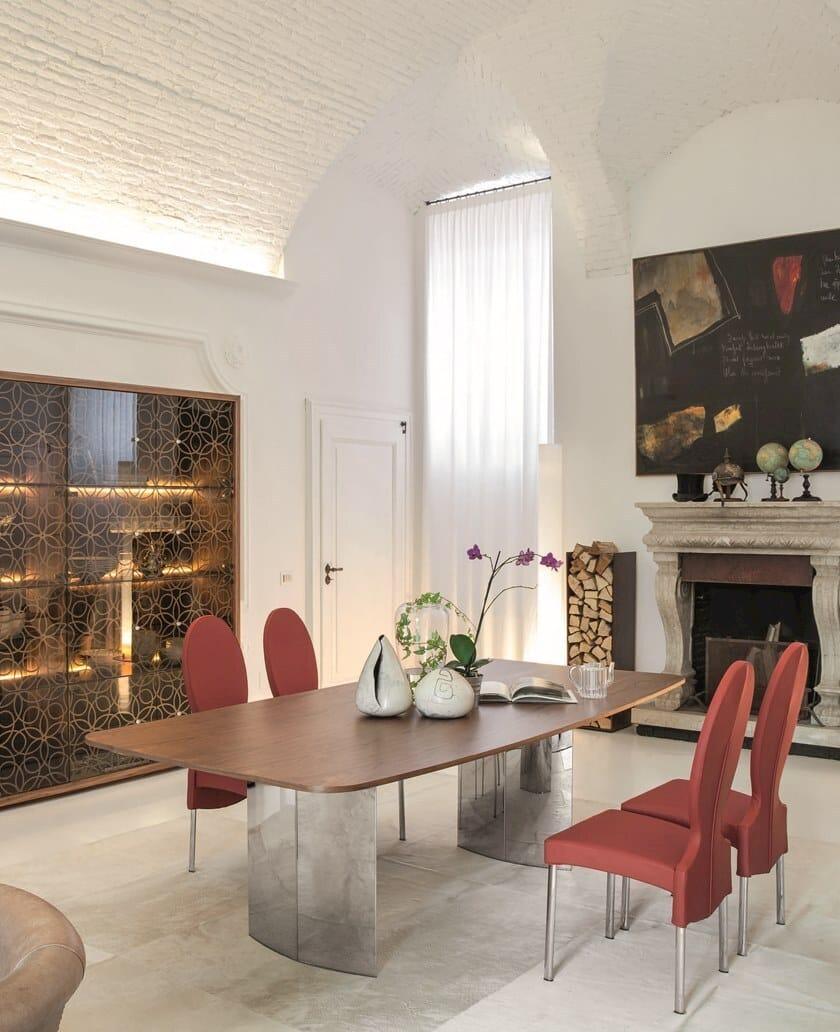 Tonin Manhattan Tavolo Casa Rettangolare Allungabile lFK1cTJ