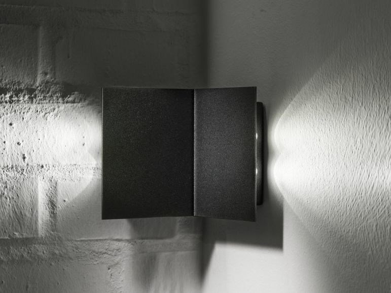 LED metal wall light MANINE 90-O by LUCIFERO'S