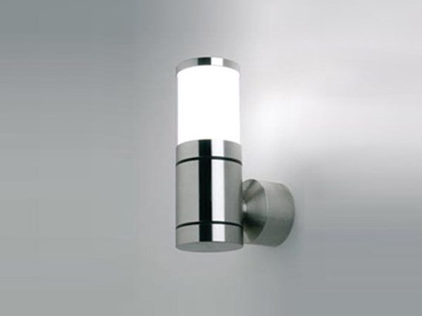Applique lighting Acciaio Inox Manix Per In Bel D Esterno y0wvON8nmP