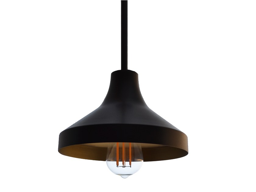 LED direct-indirect light aluminium pendant lamp MAOS by LED BCN