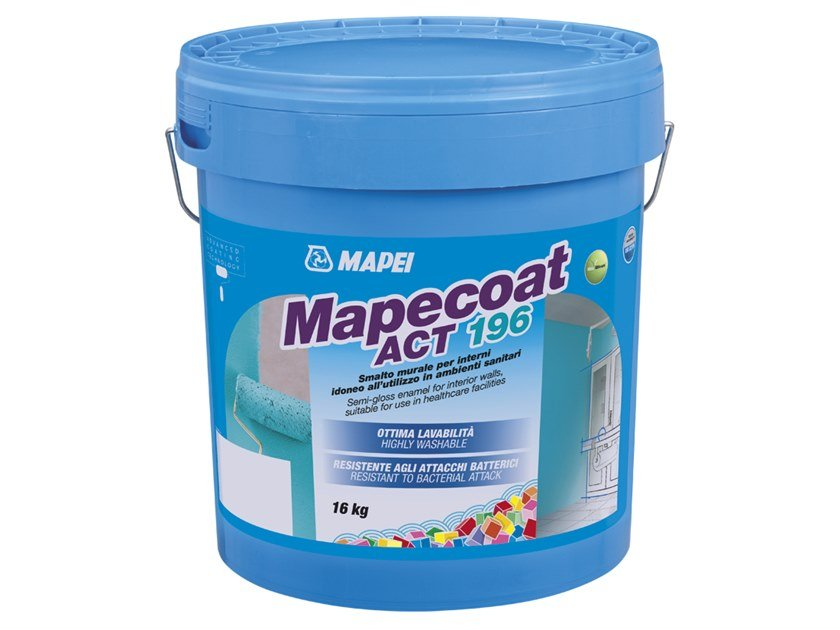 Enamel MAPECOAT ACT 196 by MAPEI