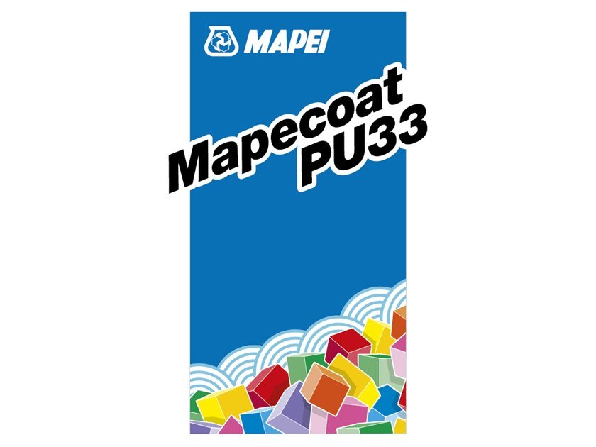 Protective varnish MAPECOAT PU33 by MAPEI