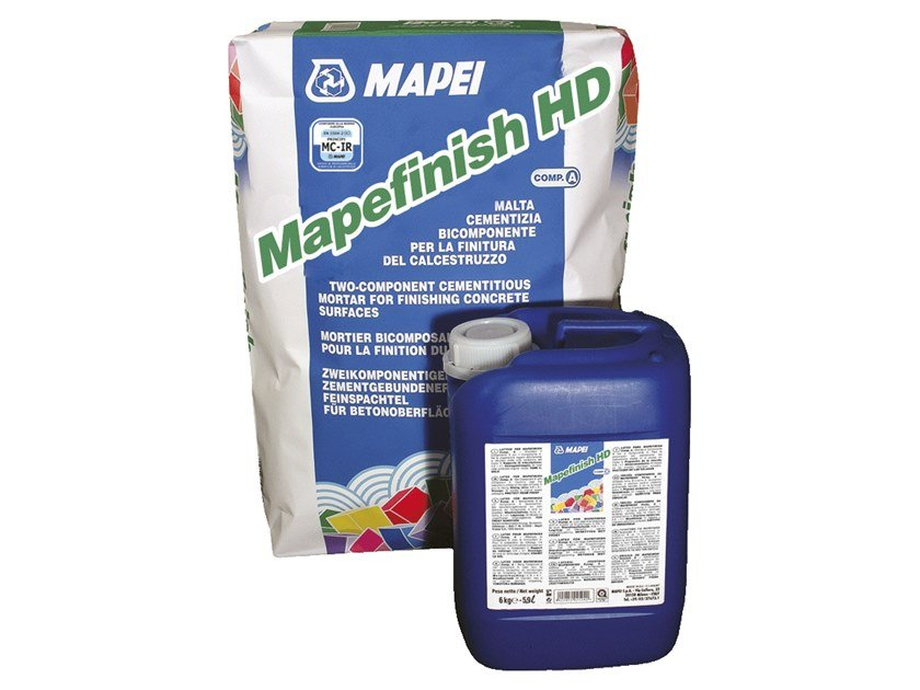 Surface protector for concrete MAPEFINISH HD by MAPEI