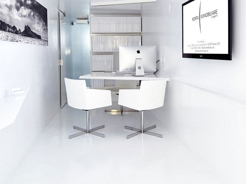 Continuous flooring MAPEFLOOR DECOR 700 by MAPEI