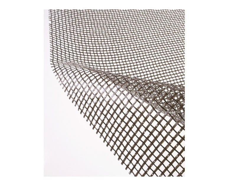 Basalt fiber reinforcing mesh MAPEGRID B250 by MAPEI