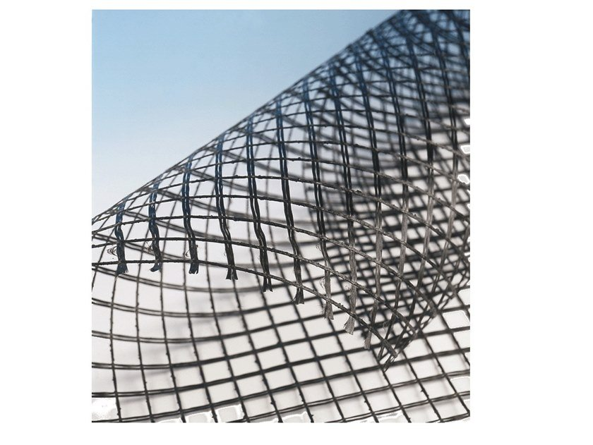 Glass-fibre reinforcing mesh MAPEGRID G 220 by MAPEI