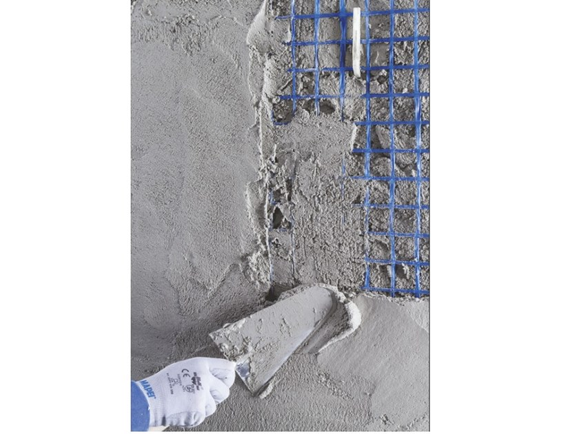 Reinforcing mesh MAPENET EM30 by MAPEI