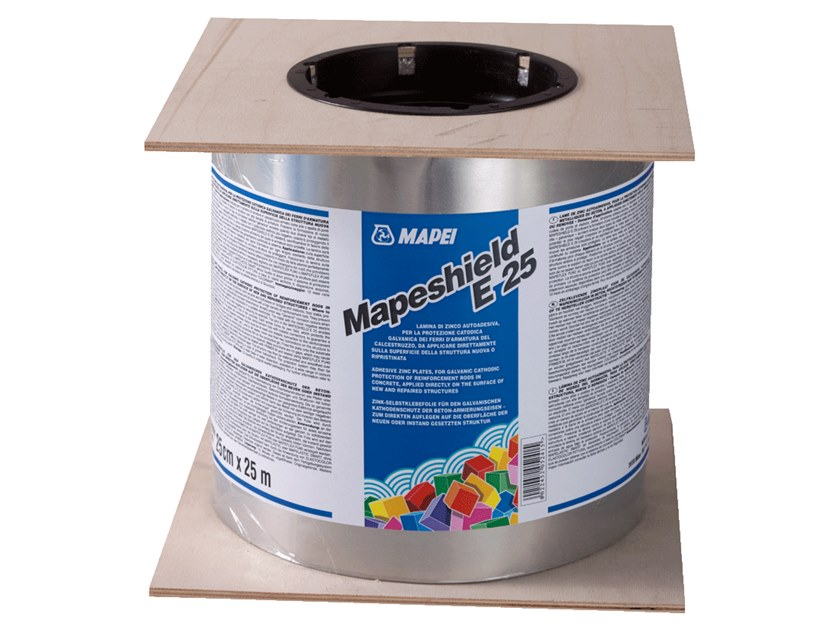Anti corrosion product MAPESHIELD E 25 by MAPEI