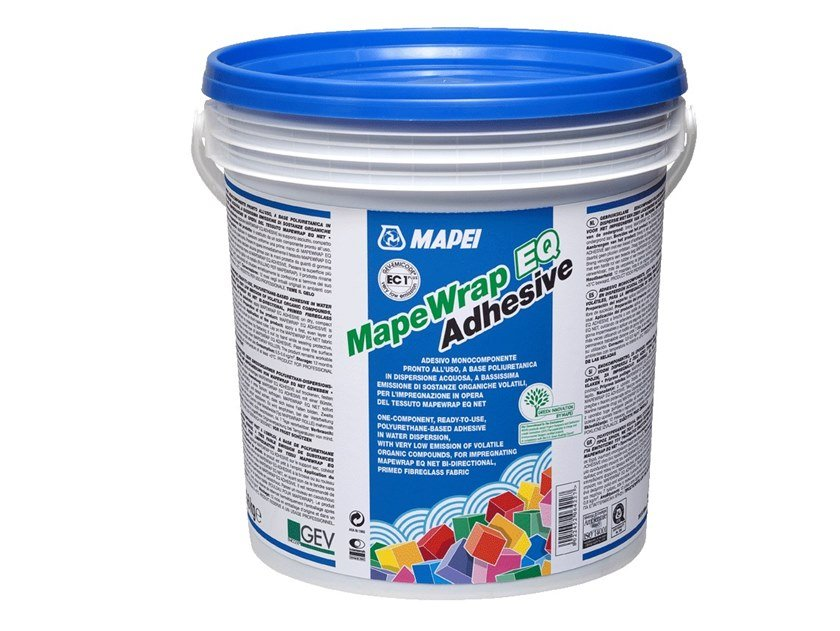 Structural adhesive MAPEWRAP EQ ADHESIVE by MAPEI