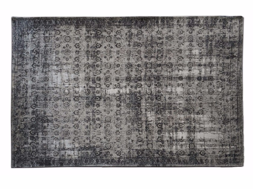 Rectangular rug with geometric shapes MAPOON by Cattelan Italia