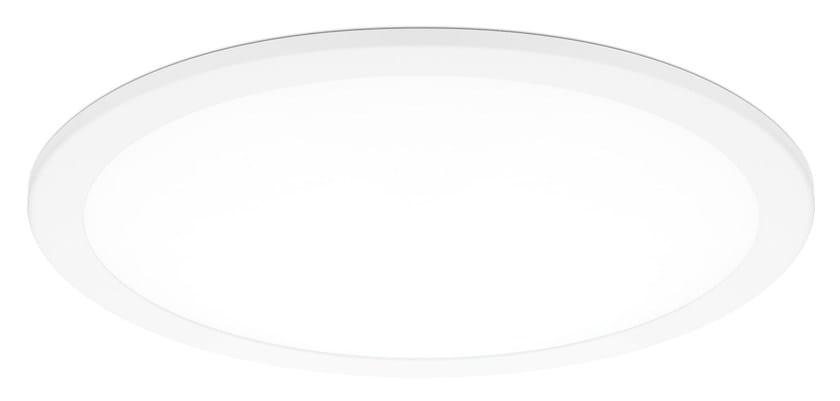Contemporary style ceiling LED recessed metal spotlight MARA by ONOK Lighting