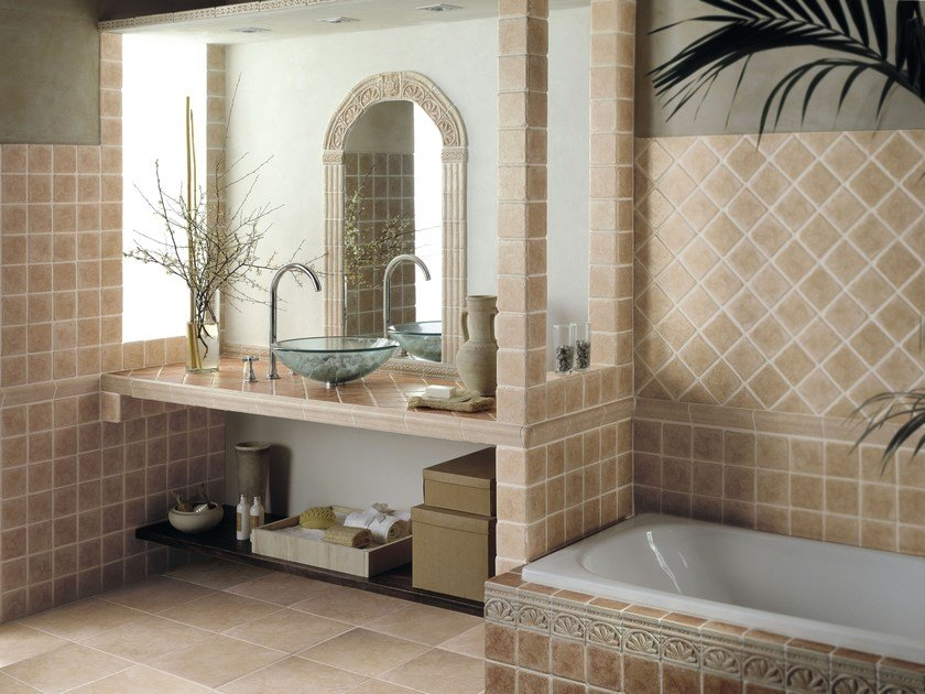 Glazed stoneware wall tiles MARBLE AGE   Wall tiles by CIR