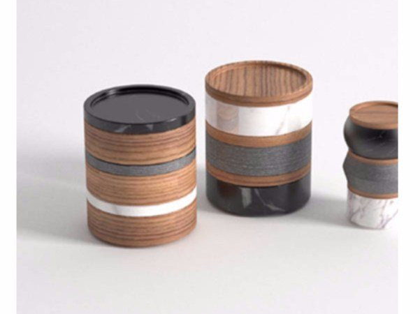 Marble storage box MARBLES CONTAINERS by Specimen Editions