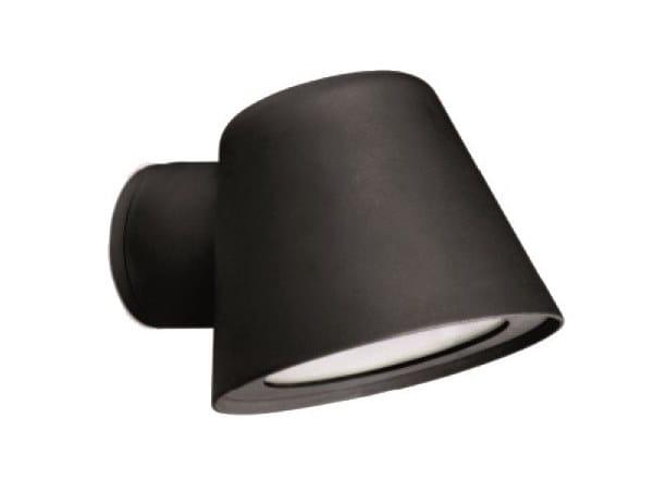 Direct light aluminium Outdoor wall Lamp MARC | Outdoor wall Lamp by Terzo Light