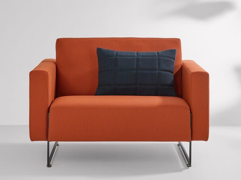 Loveseat sessel leder  MARE | Sessel aus Leder By Artifort Design René Holten