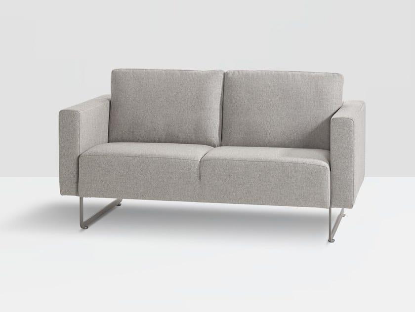 Sofá estofado de tecido MARE | Sofá by Artifort