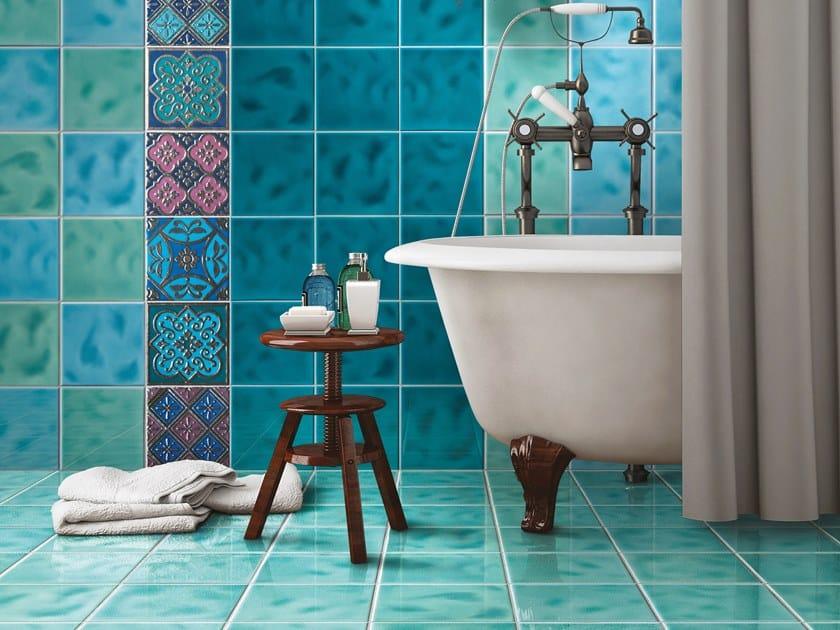 Red-paste wall/floor tiles MAREZZATI   Wall/floor tiles by Cerasarda