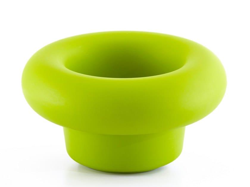 Polyethylene ice bucket MARGARITA by SLIDE