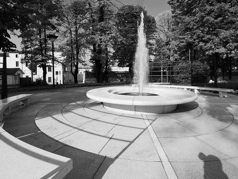 Fountain MARGHERITA by Bellitalia