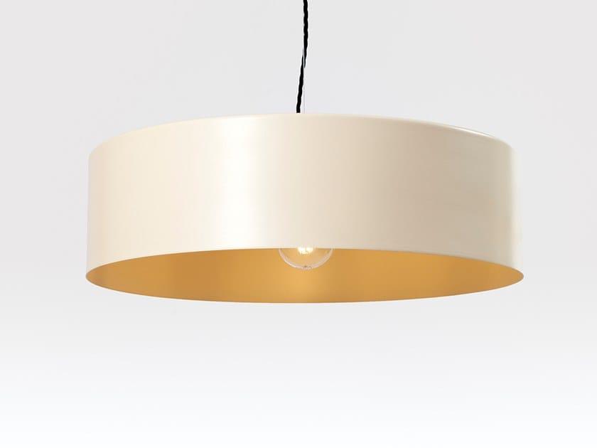 Aluminium pendant lamp MARGOT LARGE by Liqui Contracts