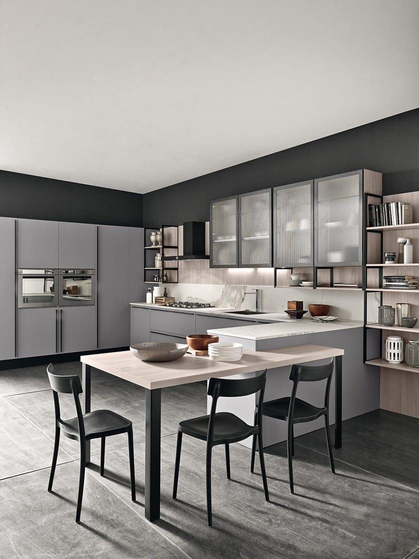 MARINA 3.0 | Cuisine en grès cérame By Febal Casa design Alfredo ...
