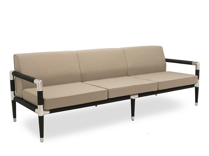 3 Seater Sofa MARINA | 3 Seater Sofa By INDIAN OCEAN