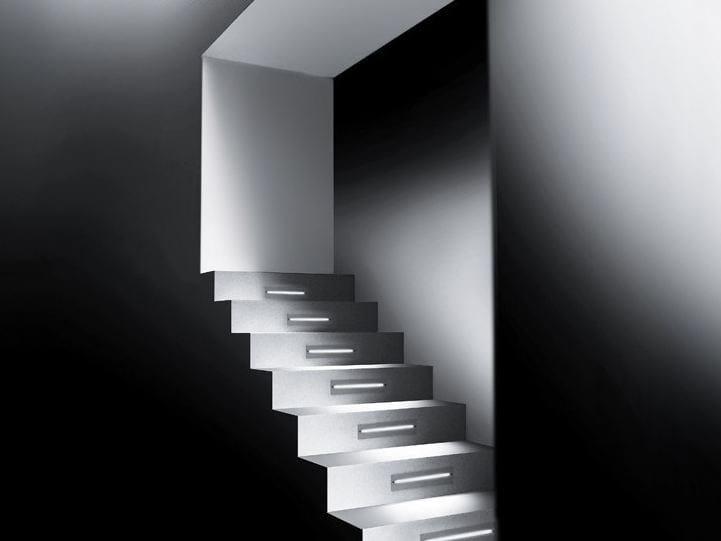 LED die cast aluminium steplight MARKER   Steplight by SIMES